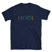 Load image into Gallery viewer, HODL Colorful T-Shirt