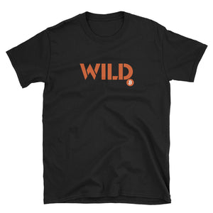 WILD Bitcoin Short-Sleeve Unisex T-Shirt