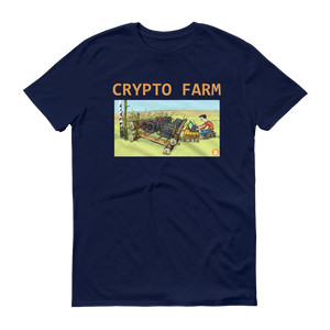 Crypto Farm Short-Sleeve T-Shirt