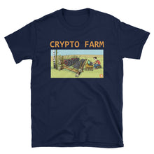 Load image into Gallery viewer, Crypo Farm Short-Sleeve Unisex T-Shirt