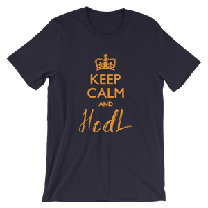 Keep Calm Hodl  T-shirt