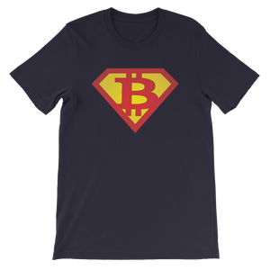 Superman Bitcoin T-Shirt