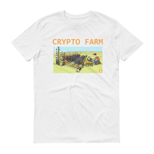 Load image into Gallery viewer, Crypto Farm Short-Sleeve T-Shirt