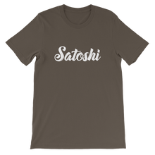 Load image into Gallery viewer, Satoshi T-shirts