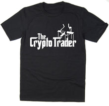 Load image into Gallery viewer, Godfather Spoof - The Crypto Trader Tee