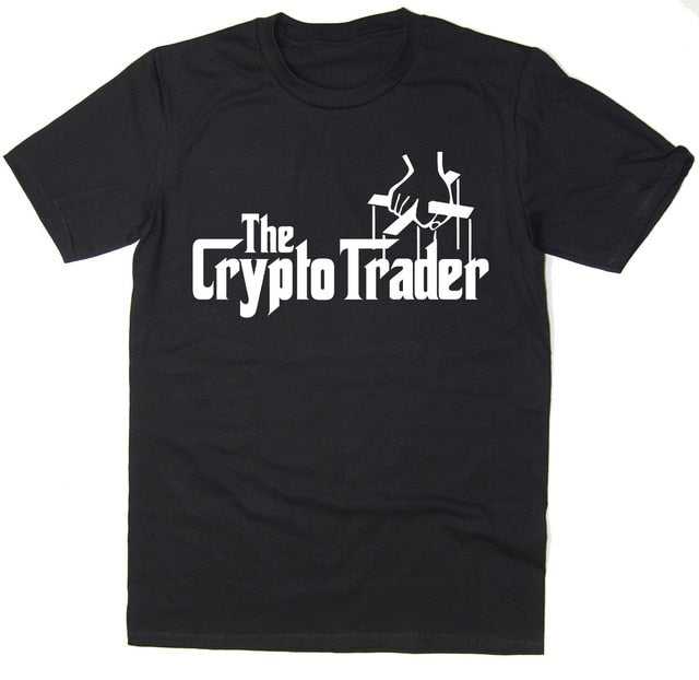 Godfather Spoof - The Crypto Trader Tee