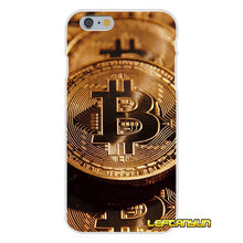 Load image into Gallery viewer, For iPhone X 4 4S 5 5S 5C SE 6 6S 7 8 Plus bitcoin coins Soft Phone Cover Case Silicone