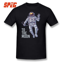 Load image into Gallery viewer, To The Moon Cryptocurrency Tee