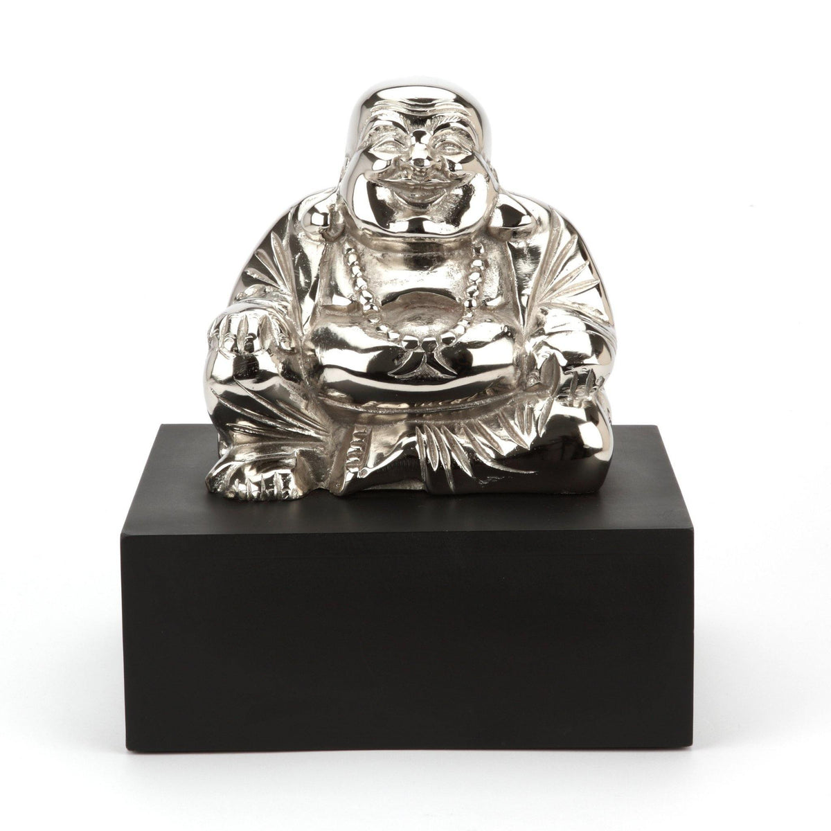 Laughing Buddha Art Cremation Ashes Urn - Urns UK