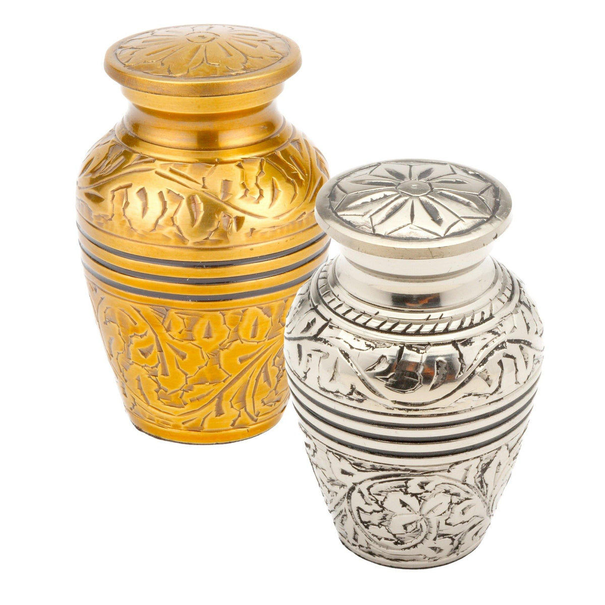 Banbury Cremation Ashes Keepsake Mini Urn - Urns UK