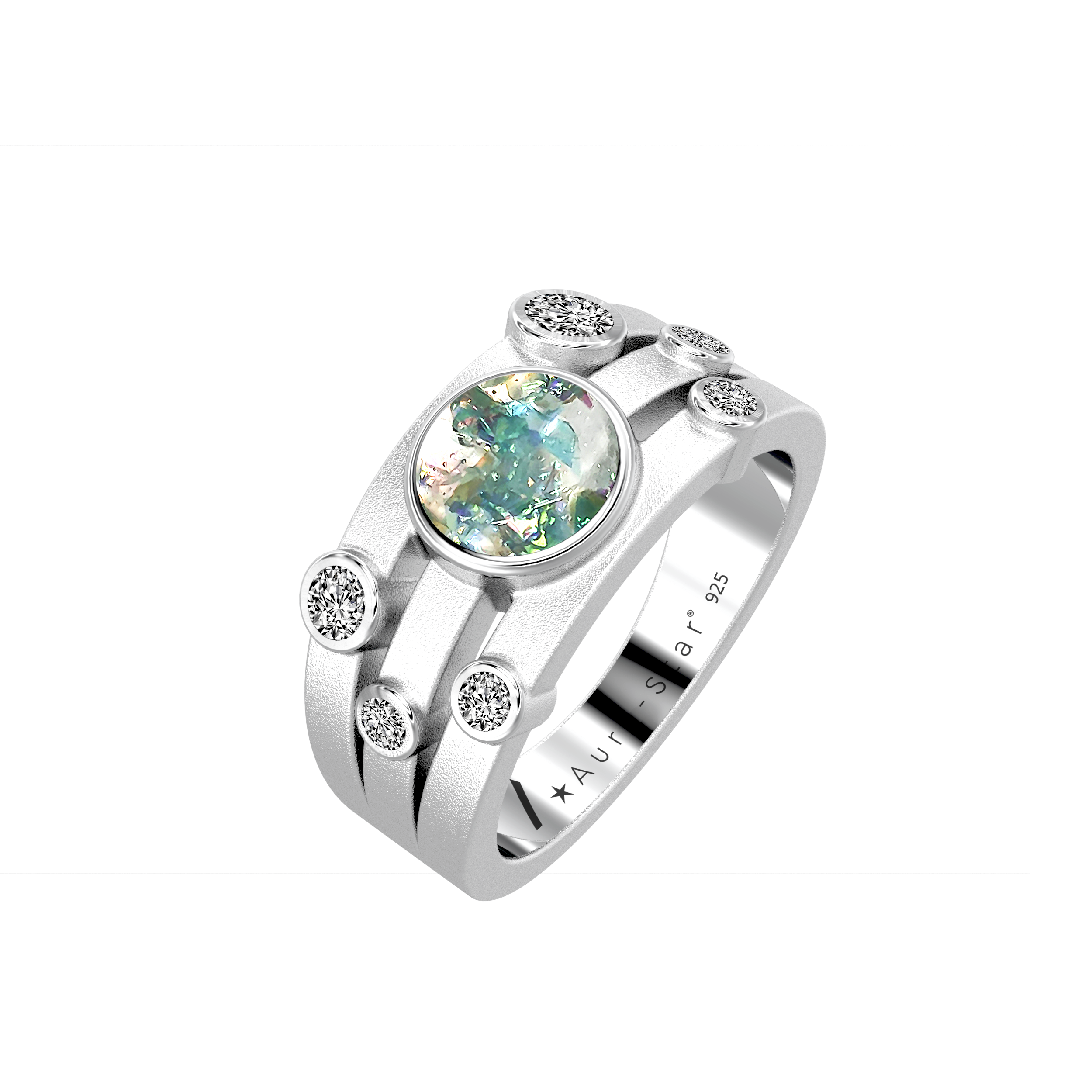 Aura-Star Ashes Infused Ring Drops - Urns UK