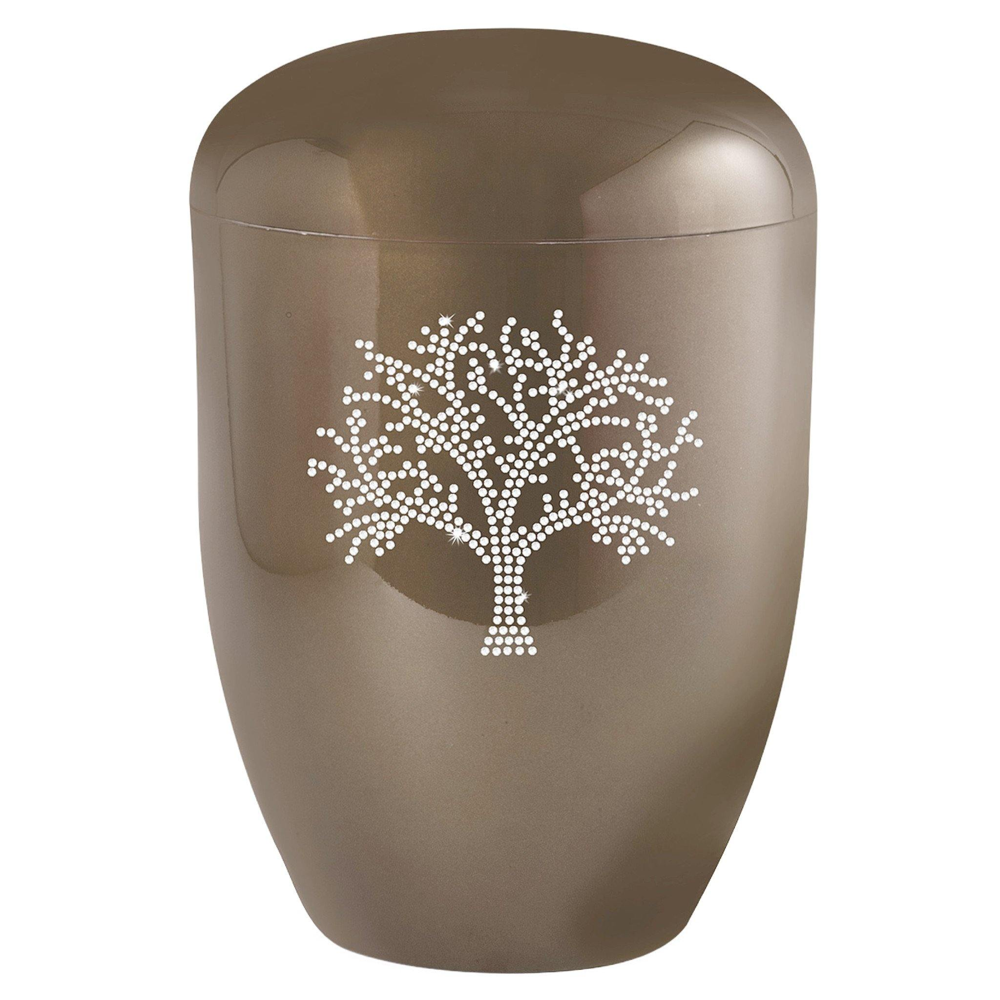 Crystal  Tree Biodegradable Cremation Ashes Urn - Urns UK
