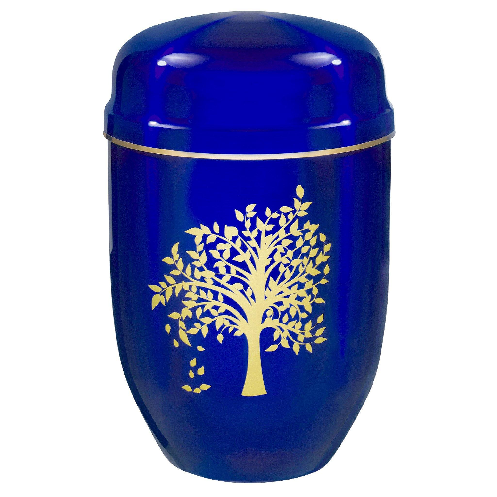 Poynton Tree Cremation Ashes Urn - Urns UK