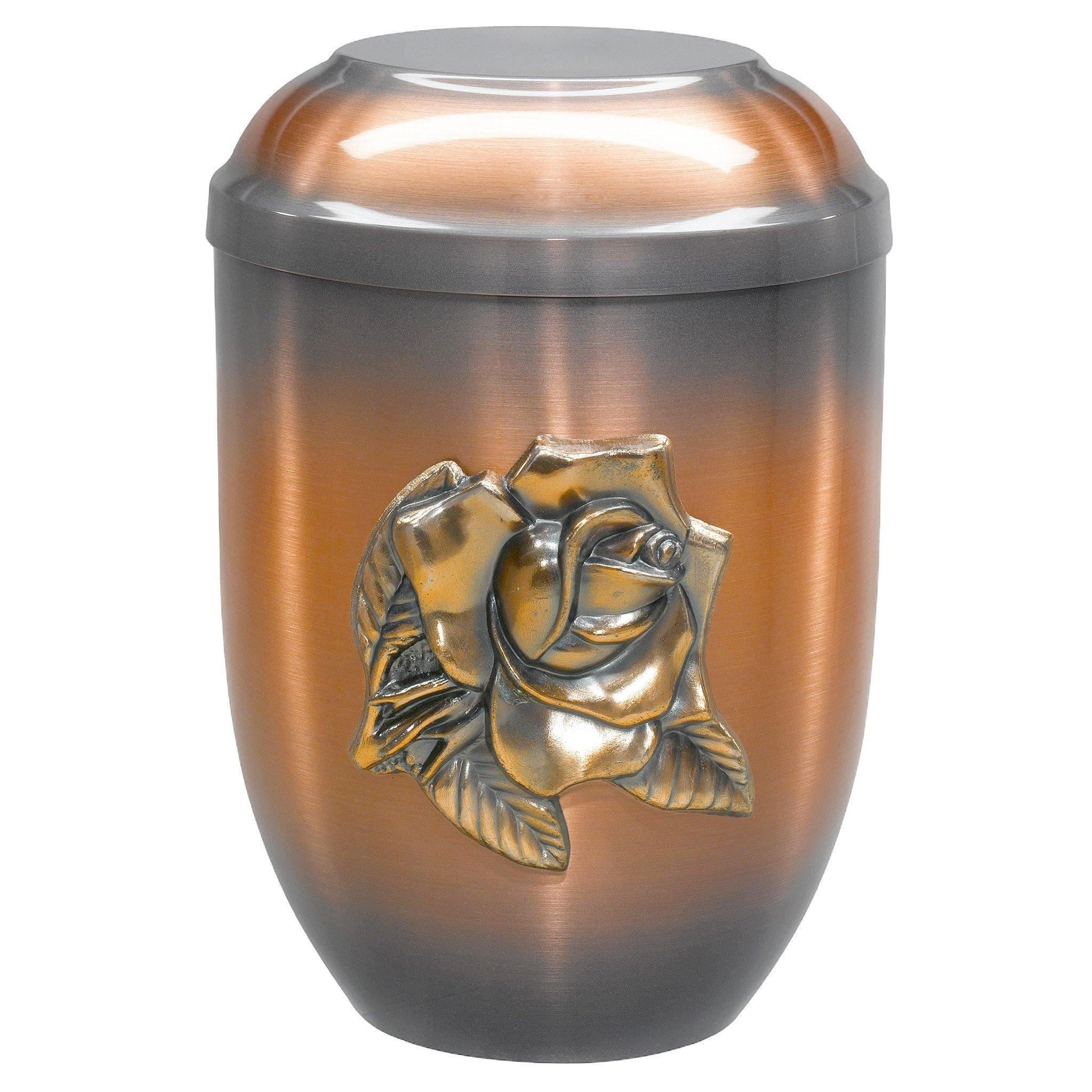 Cromer Rose Cremation Ashes Urn - Urns UK