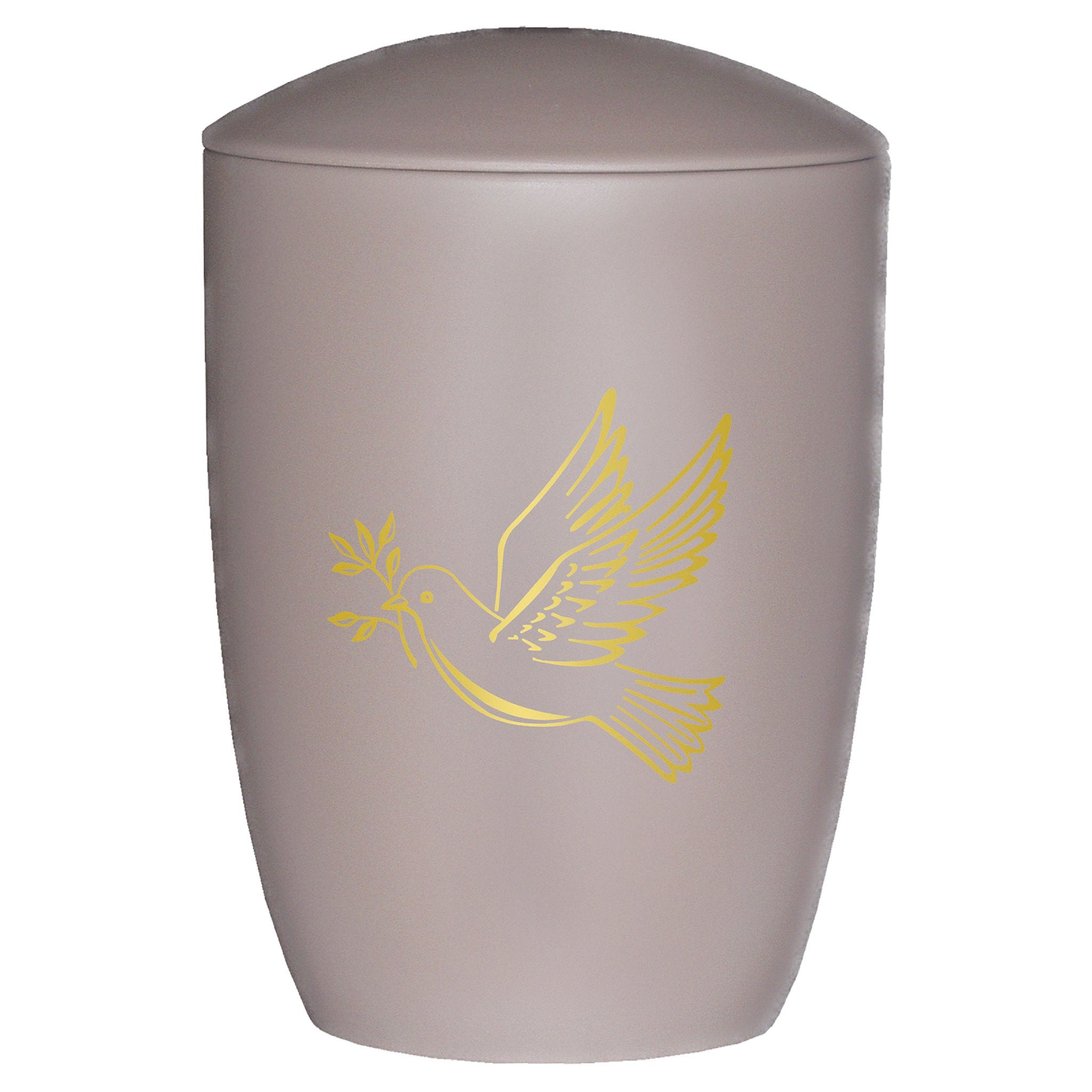 Walton Mocha Dove Cremation Ashes Urn