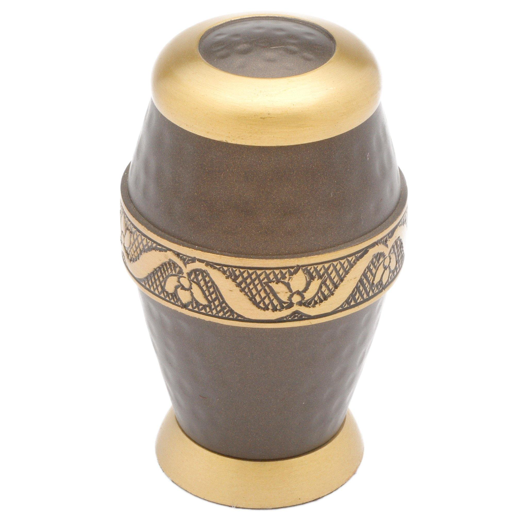 Ascot Cremation Ashes Keepsake Mini Urn - Urns UK