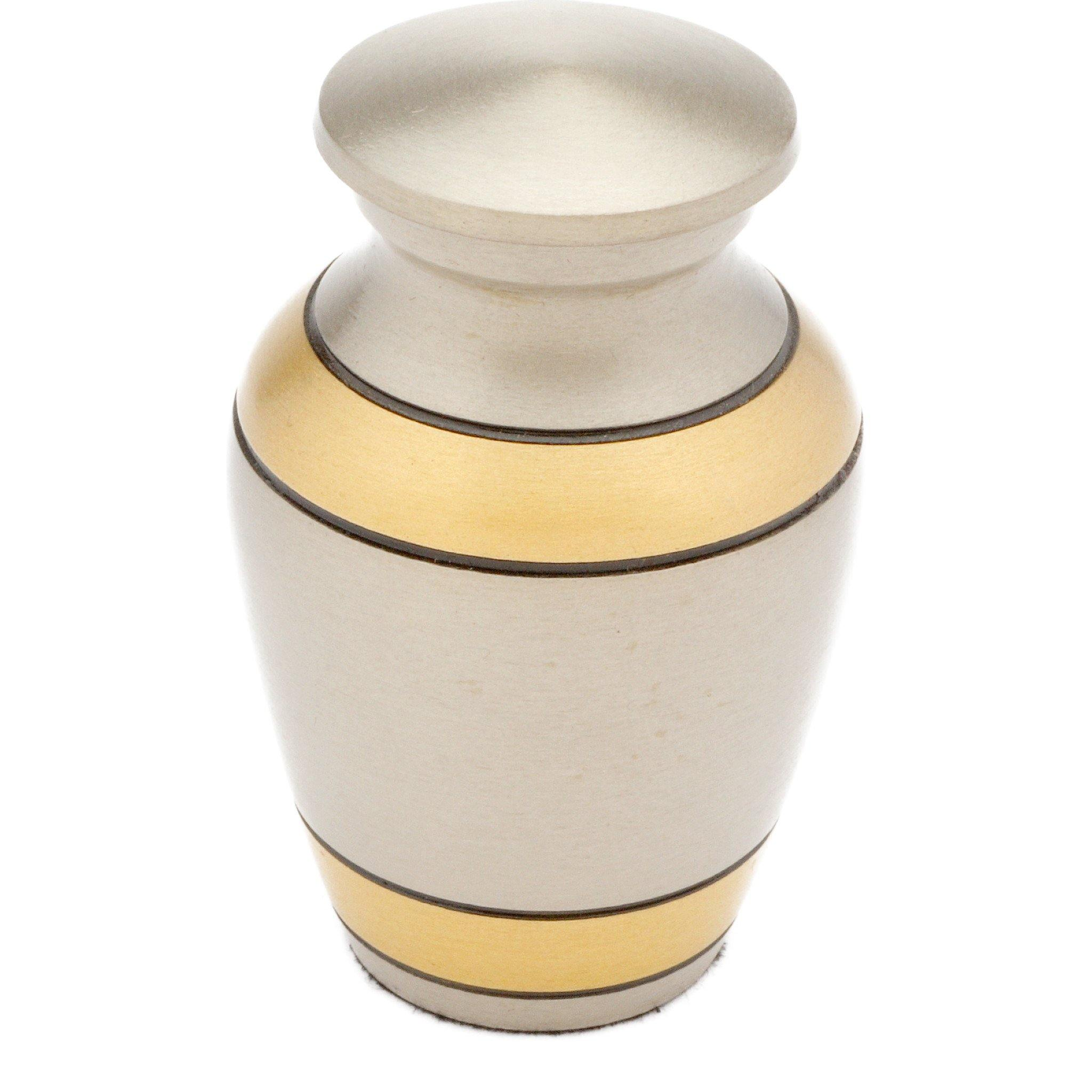 Durham Cremation Ashes Keepsake Mini Urn - Urns UK