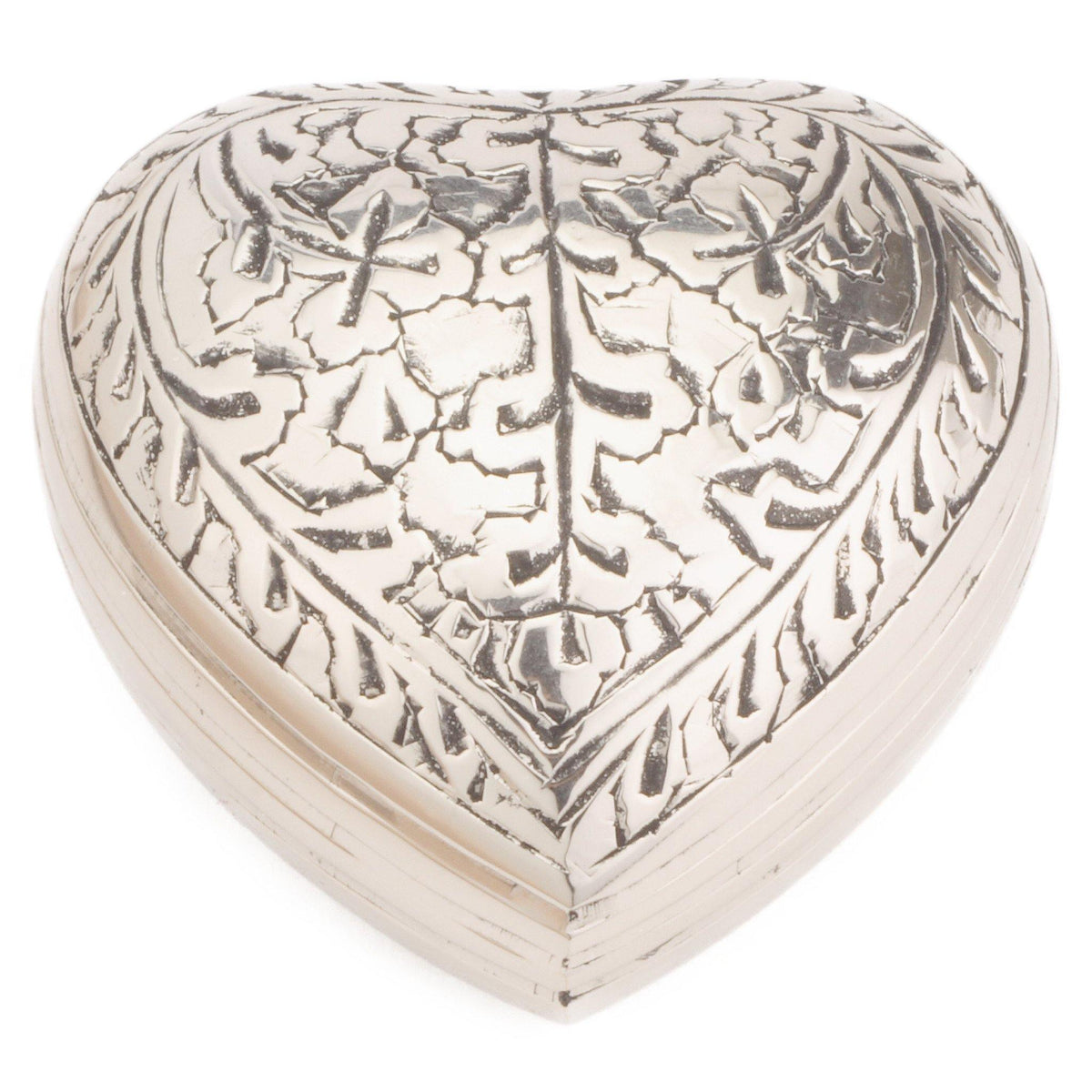 Banbury Heart Cremation Ashes Keepsake Mini Urn - Urns UK
