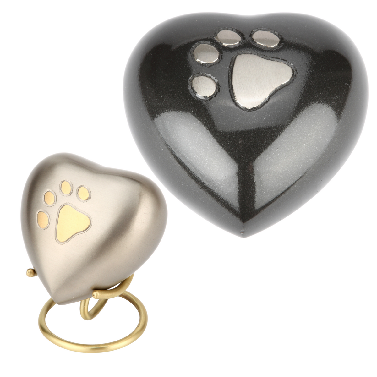 Hedon Heart Cremation Ashes Keepsake Urns - Urns UK