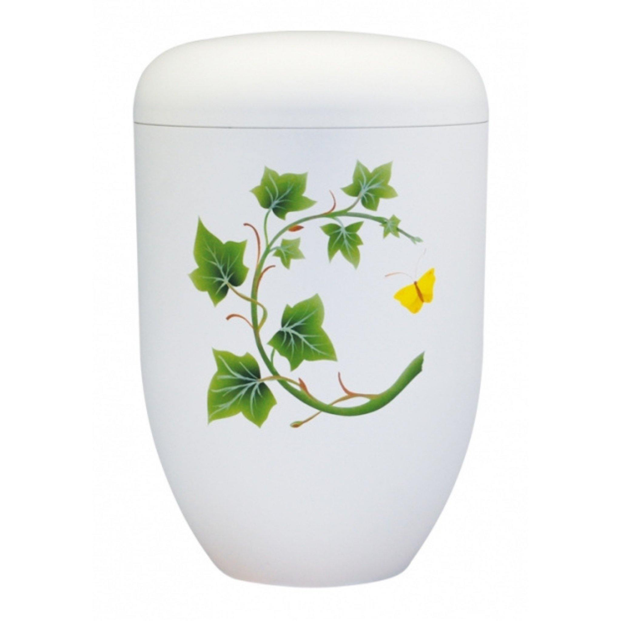 Polperro Ivy Bio Cremation Ashes Urn - Urns UK