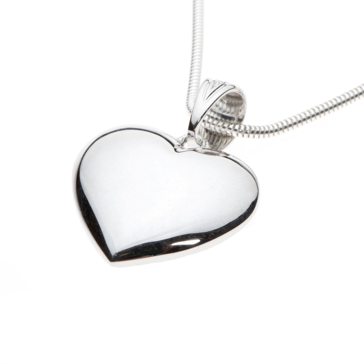 Belgravia Design 29 Cremation Ashes Pendant 925 Silver - Urns UK