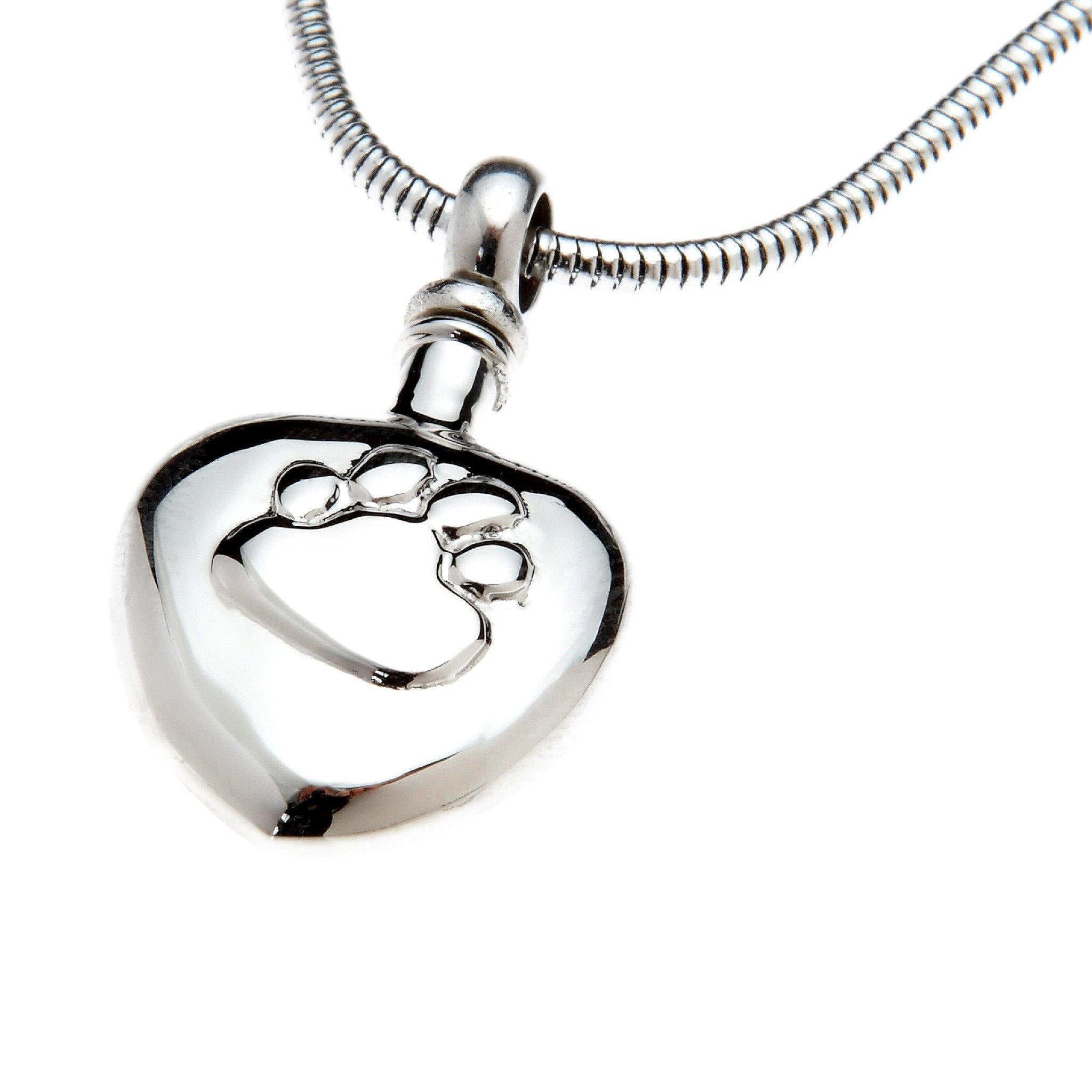Chelsea Cremation Ashes Pendant Design 06 - Urns UK