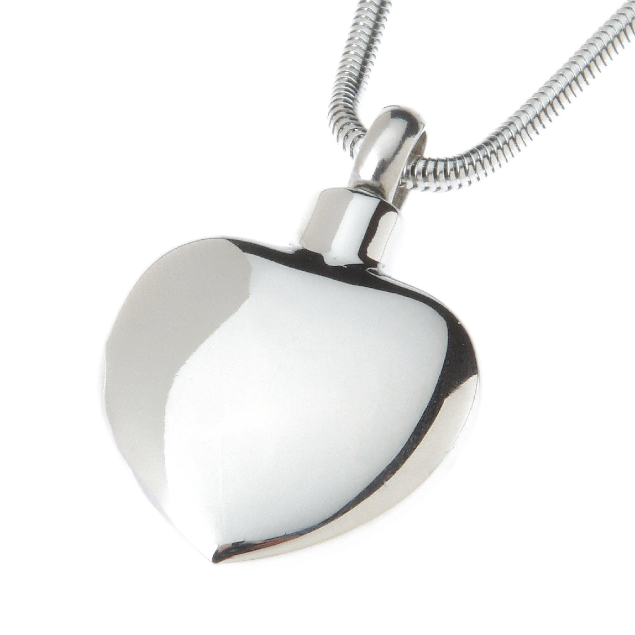 Chelsea Cremation Ashes Pendant Design 08 - Urns UK