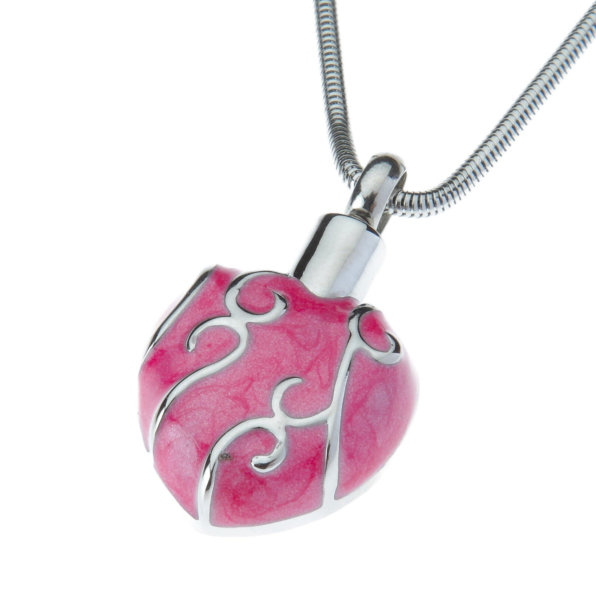 Chelsea Cremation Ashes Pendant Design 32 - Urns UK