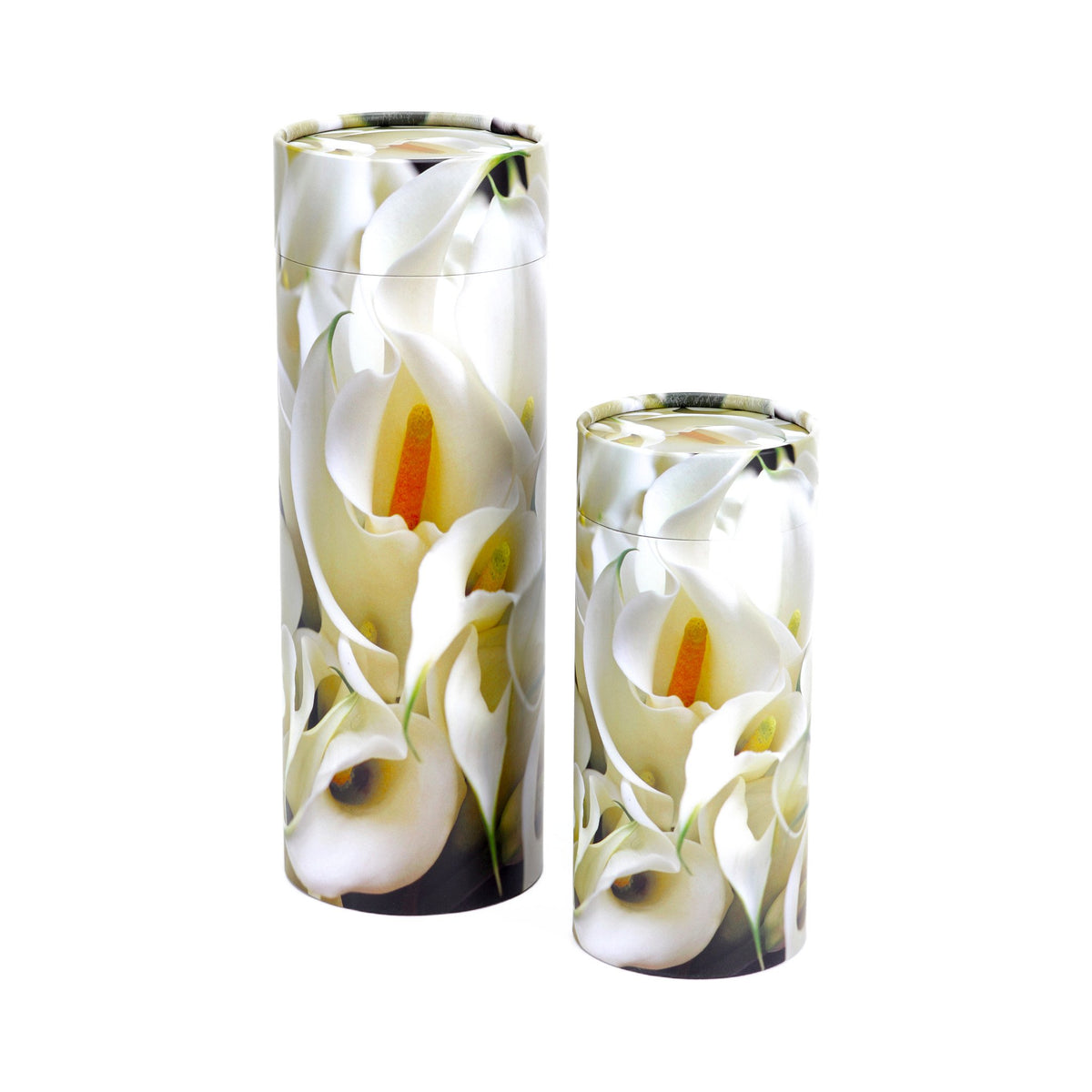 Peace Lilies Cremation Ashes Scattering Tube 240CI