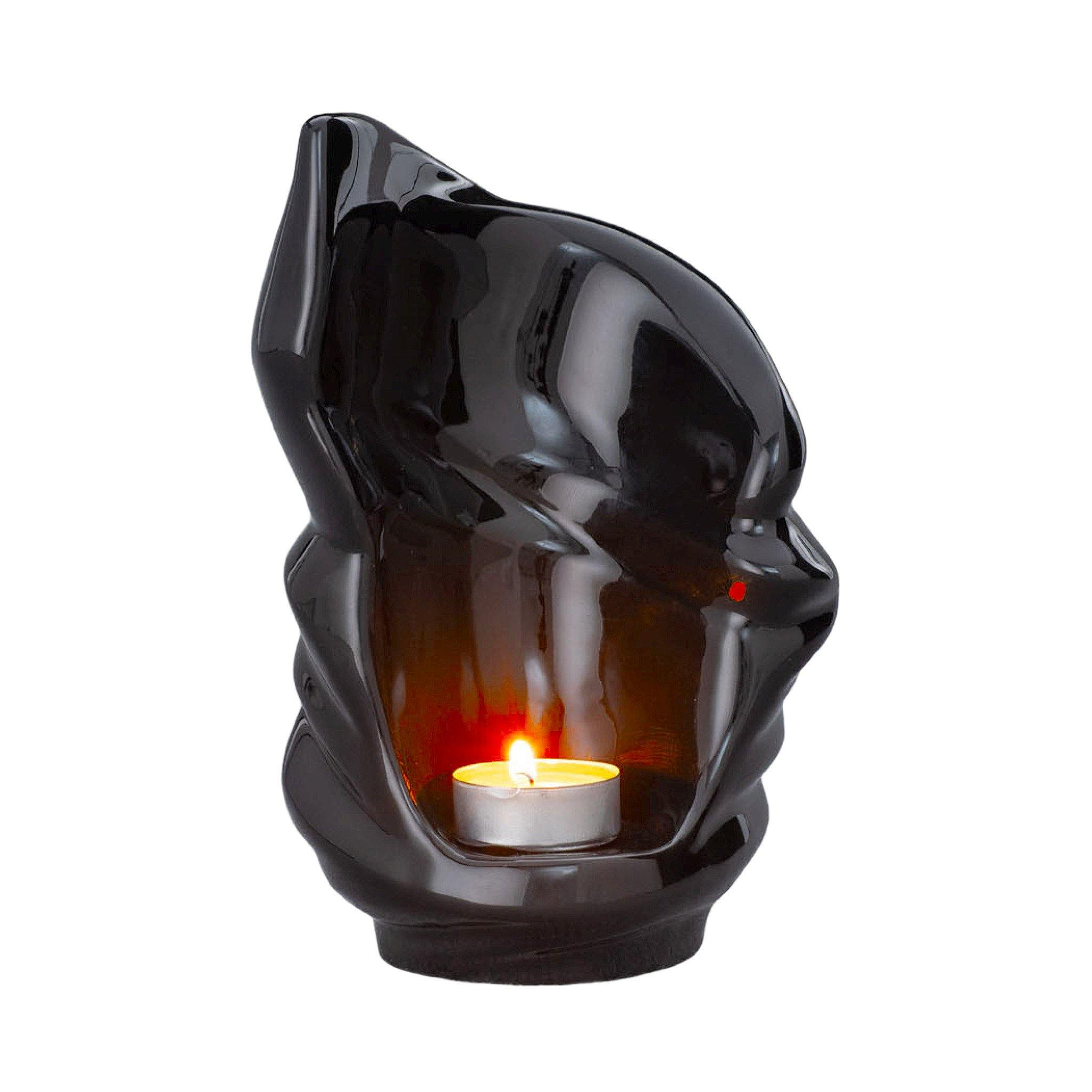 The Light Ceramic Cremation Ashes Urn Keepsake - Urns UK