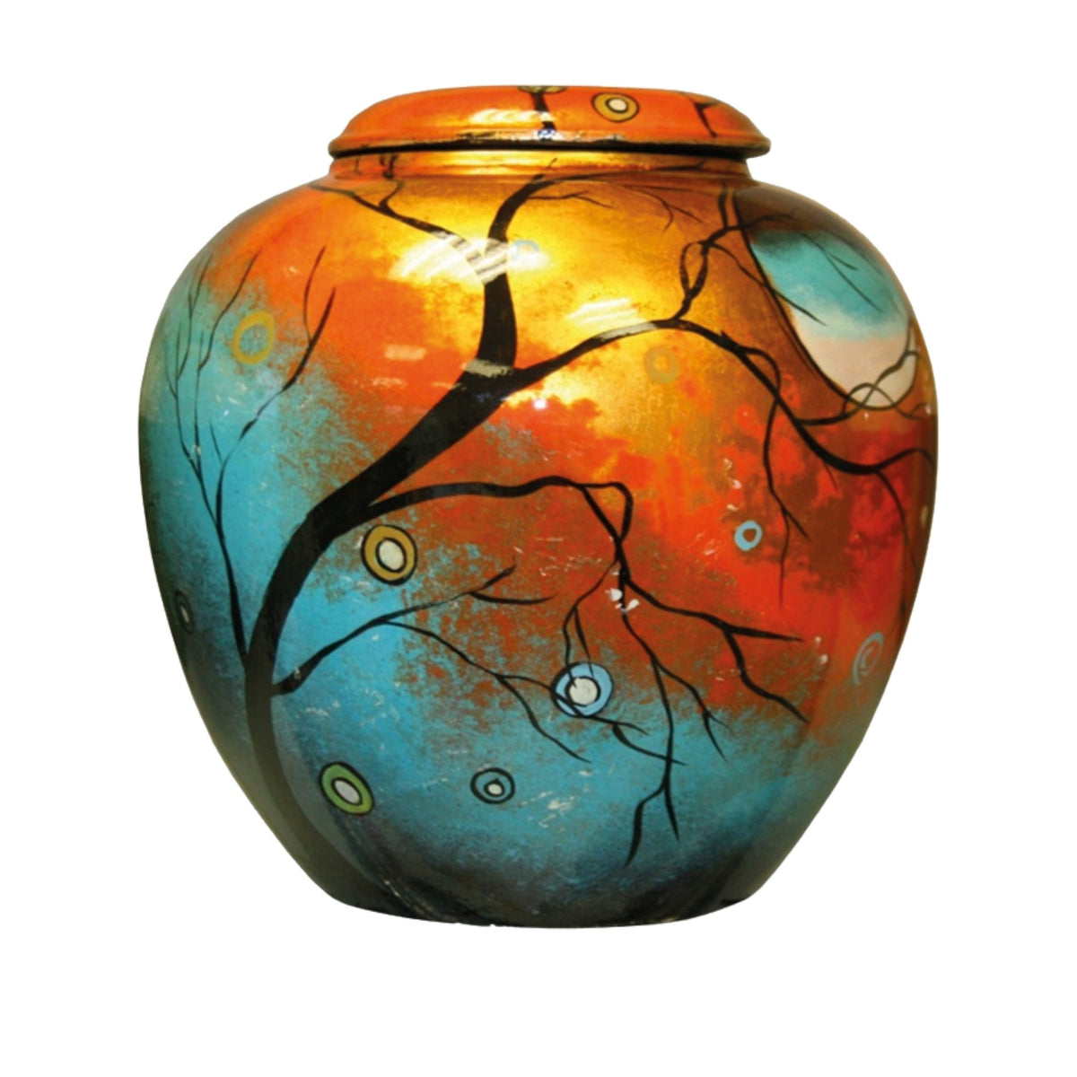 Appleton Adult Cremation Ashes Urn Sunrise