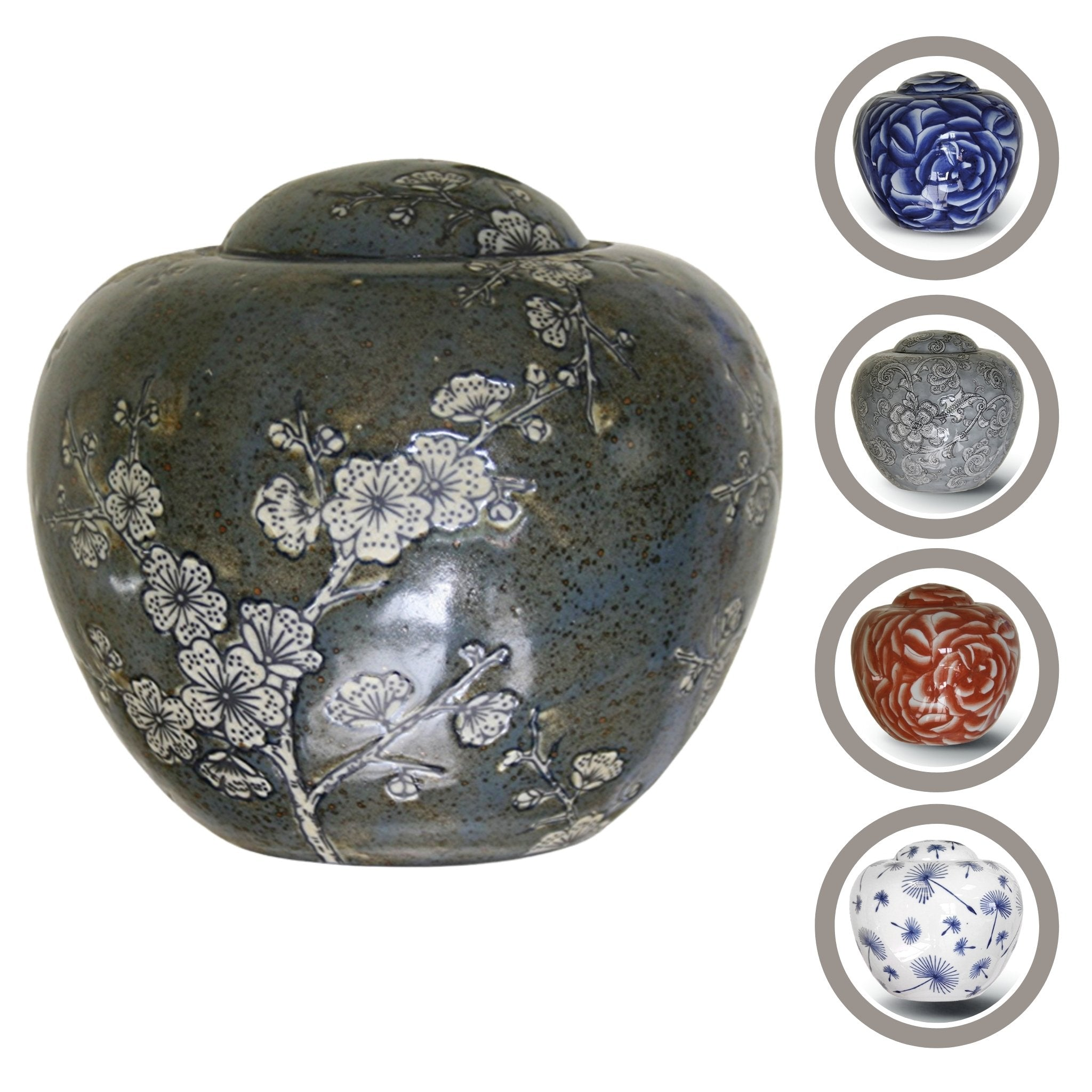 Anmer Adult Cremation Ashes Urn Range