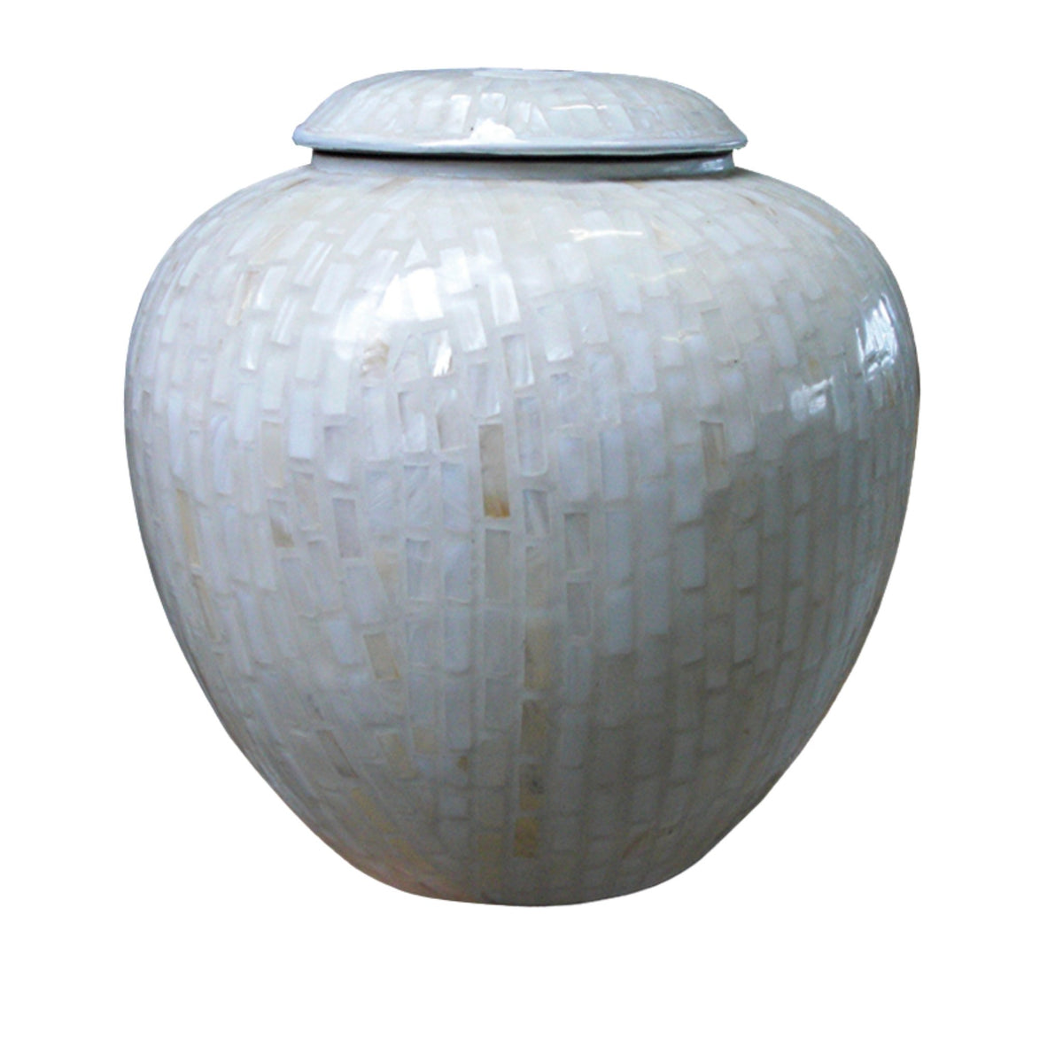 Appleton Adult Cremation Ashes Urn Pearl