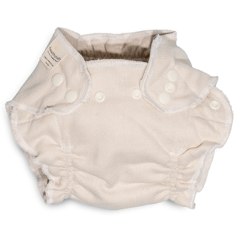 Cloth Diaper Fitted Organic Cotton Inner