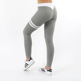Mint Grey Confidence Leggings