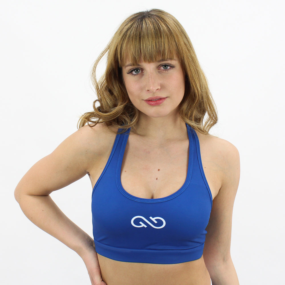 GYMSTYLE-Shiny_Blueberry-Bra-Front