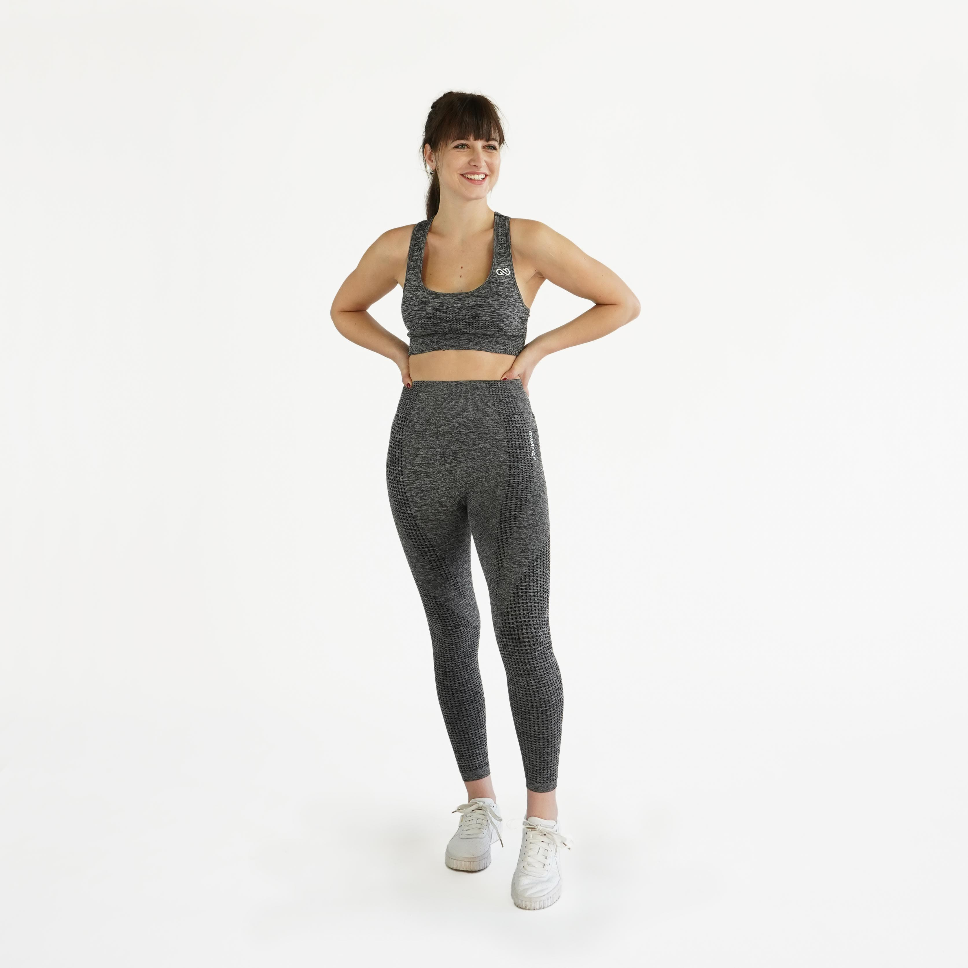 Elite Seamless Leggings Grey