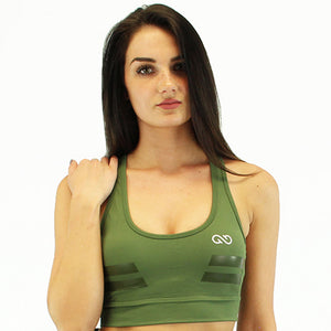 Green Hunter 2017 Bra