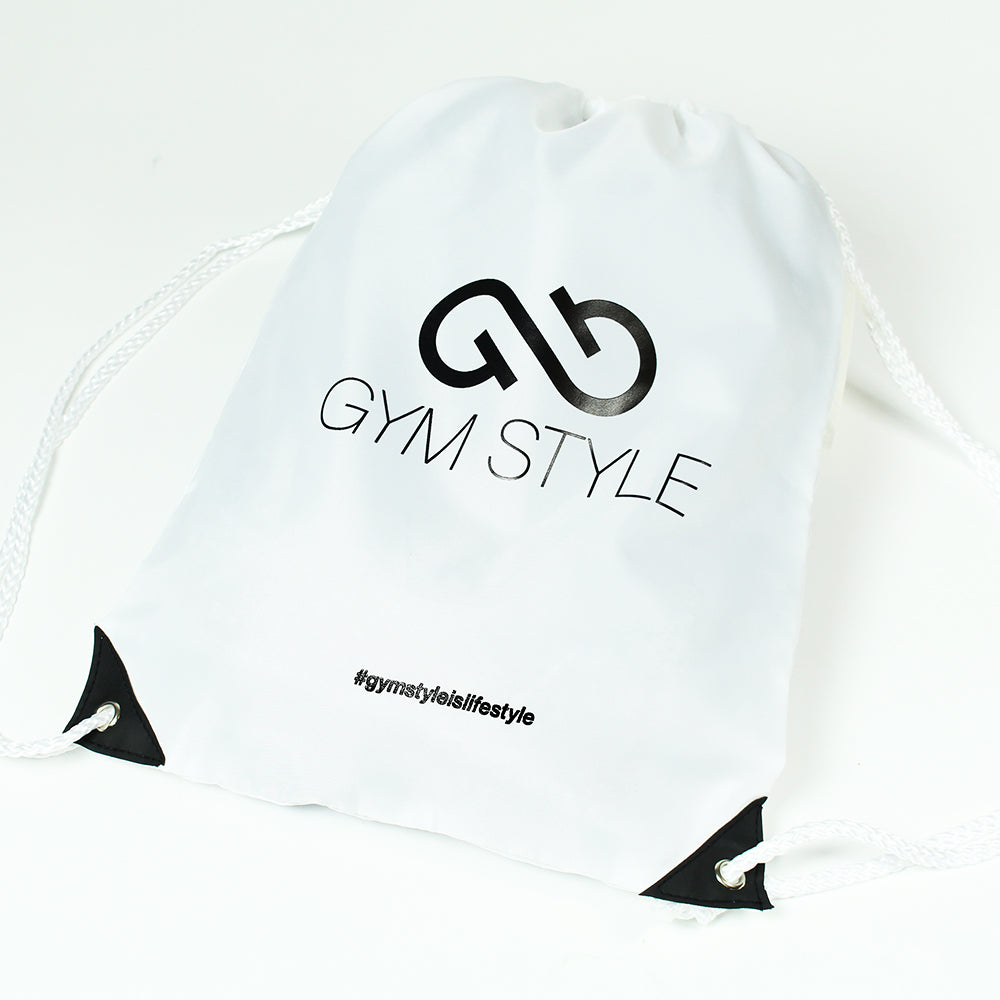 GYMSTYLE - Gymbag - white - product