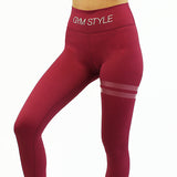 Red Flame Leggings