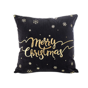 Luxury Christmas Pillow Cushion Covers