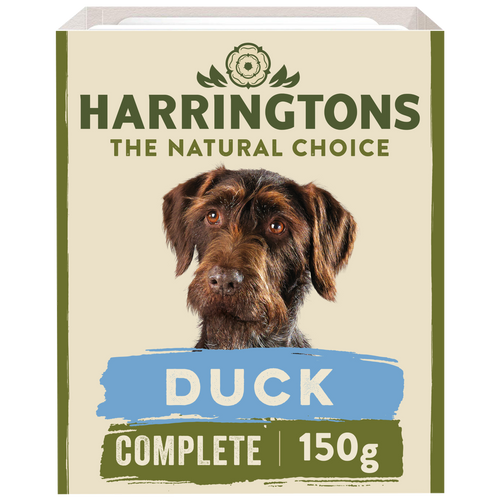 Duck with Potato & Vegetables Grain Free Wet Dog Food 7x150g