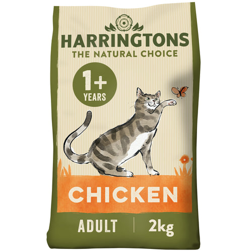 Adult Cat Food with Fresh Chicken