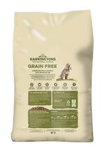 Load image into Gallery viewer, Harringtons Grain Free Dog Food Turkey & Sweet Potato Ingredients