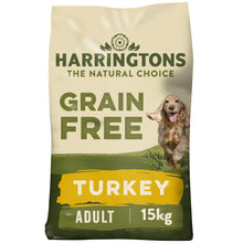 Load image into Gallery viewer, Grain Free Turkey & Sweet Potato Dry Dog Food