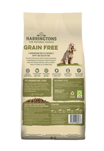 Load image into Gallery viewer, Harringtons Grain Free Turkey & Sweet Potato Dry Dog Food Ingredients
