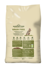 Load image into Gallery viewer, Harringtons Grain Free Chicken & Sweet Potato Dry Dog Food Ingredients