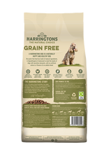 Load image into Gallery viewer, Harringtons Grain Free Dog Food Chicken & Sweet Potato Ingredients