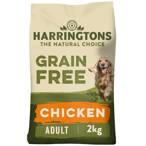 Grain Free Chicken & Sweet Potato Dry Dog Food 2kg