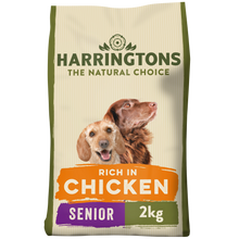 Load image into Gallery viewer, Senior Dog Food Complete - Rich in Chicken & Rice 2kg